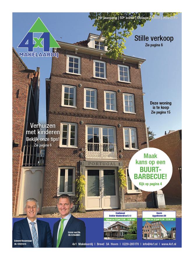Hier leest u het laatste nieuws van 4x1 Makelaardij, woningen, puzzels en leuke informatie over de woningmarkt