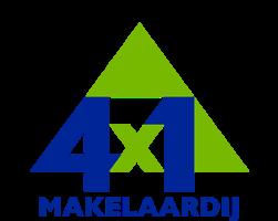 Logo 4x1 Makelaardij
