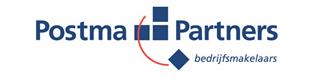Logo Postma & Partners Bedrijfsmakelaars B.V.