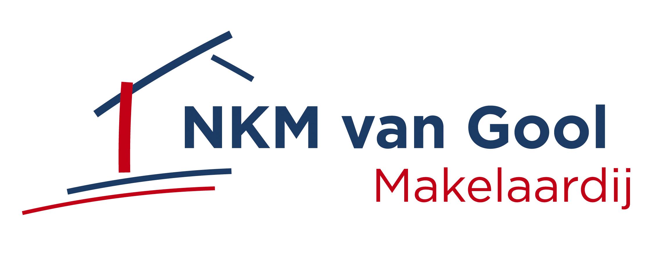 Logo NKM van Gool Makelaardij
