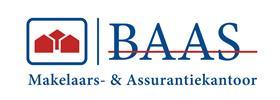 Logo Baas Makelaars en Assurantiekantoor
