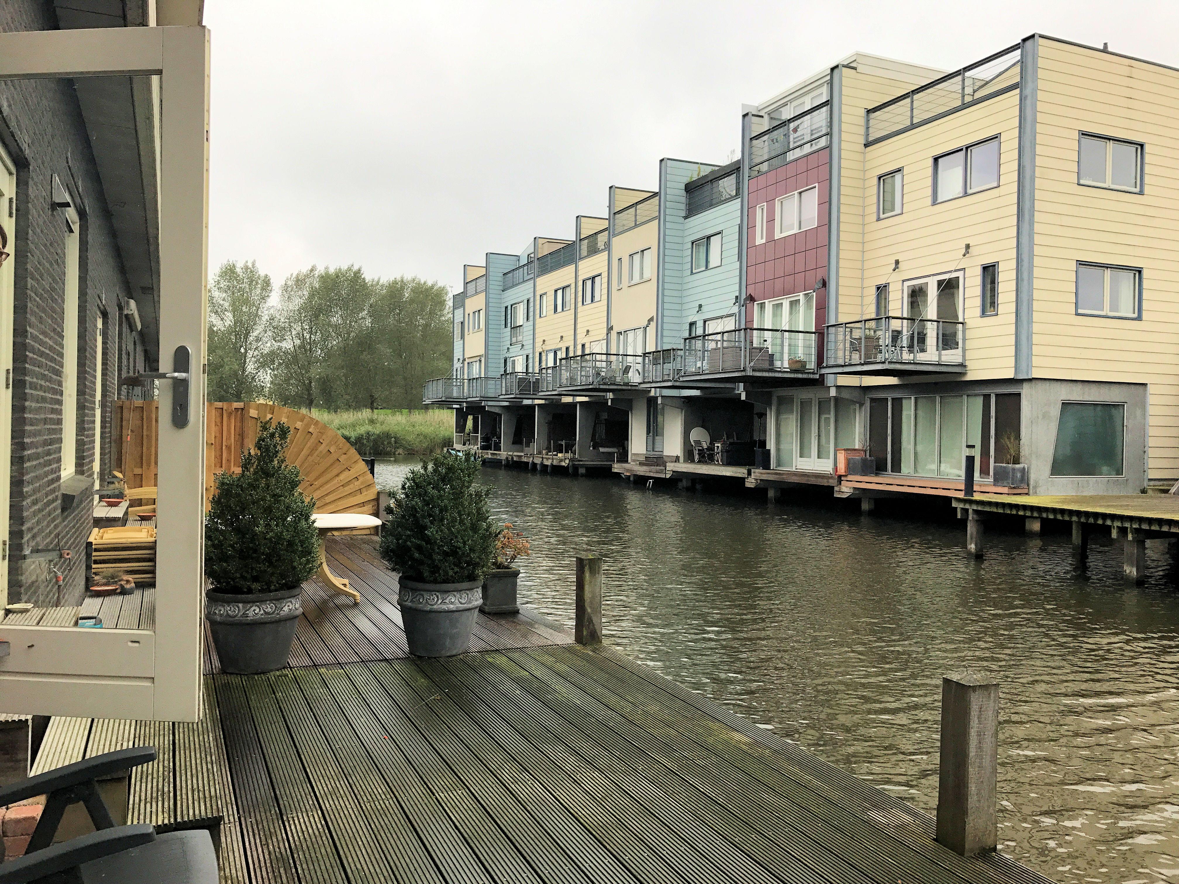 Herenhuis te huur Almere Buiten