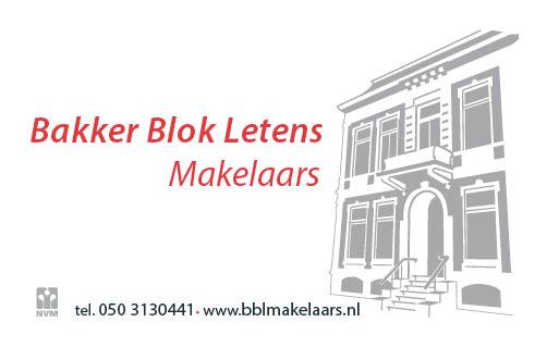 Logo Bakker Blok Letens Makelaars