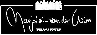 Logo Marjolein van der Wim Makelaar / Taxateur