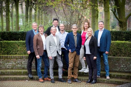 Foto team Arvalis makelaars