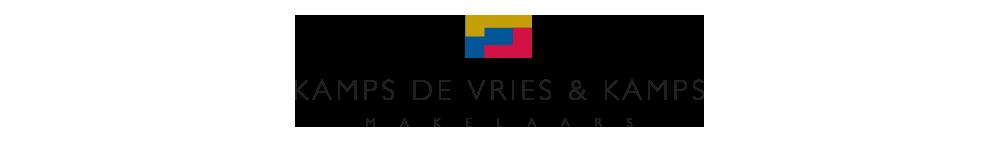 Logo Kamps De Vries & Kamps Makelaars B.V.