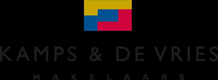 Logo Kamps & De Vries Makelaars