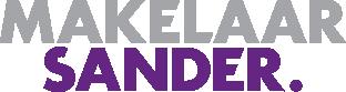 Logo Makelaar Sander