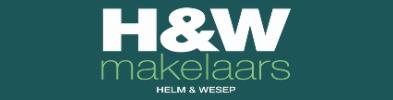 Logo H&W Makelaars Rijnmond
