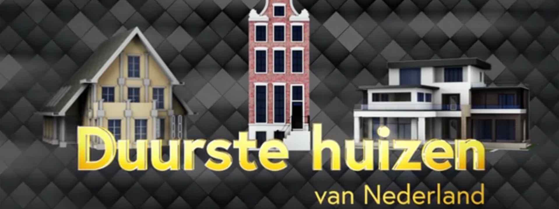 Duurste Huizen van Nederland Telegraaf VNDG Sotheby's International Realty