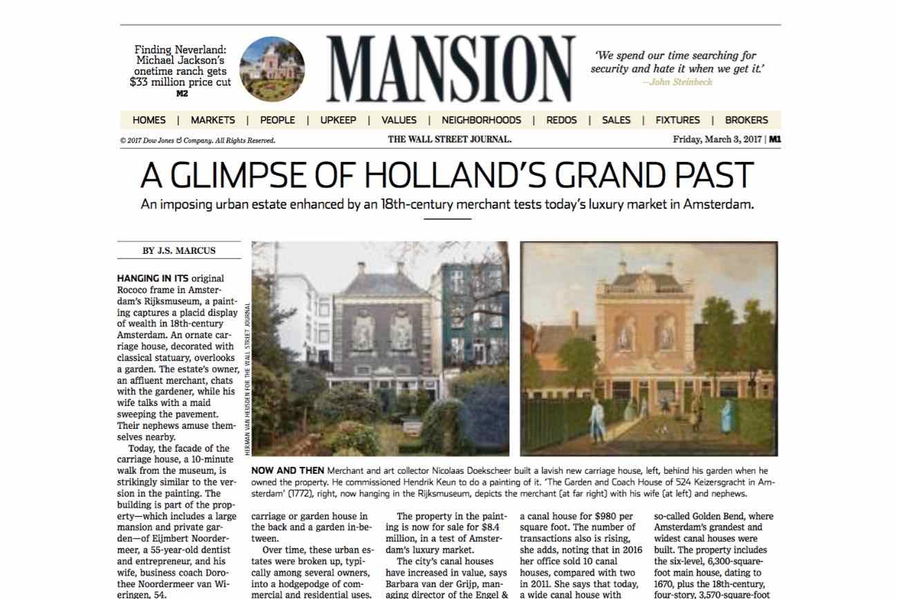 Mansion Global Hollands Grand Past Sotheby's International Realty