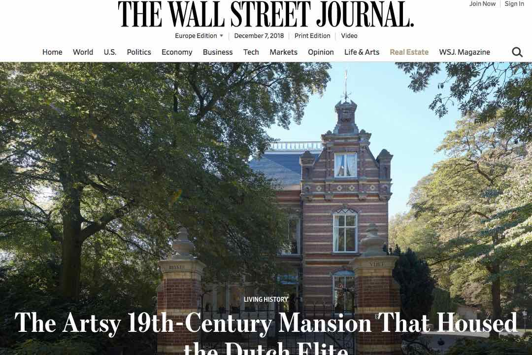 Wall Street Journal Baambrugge