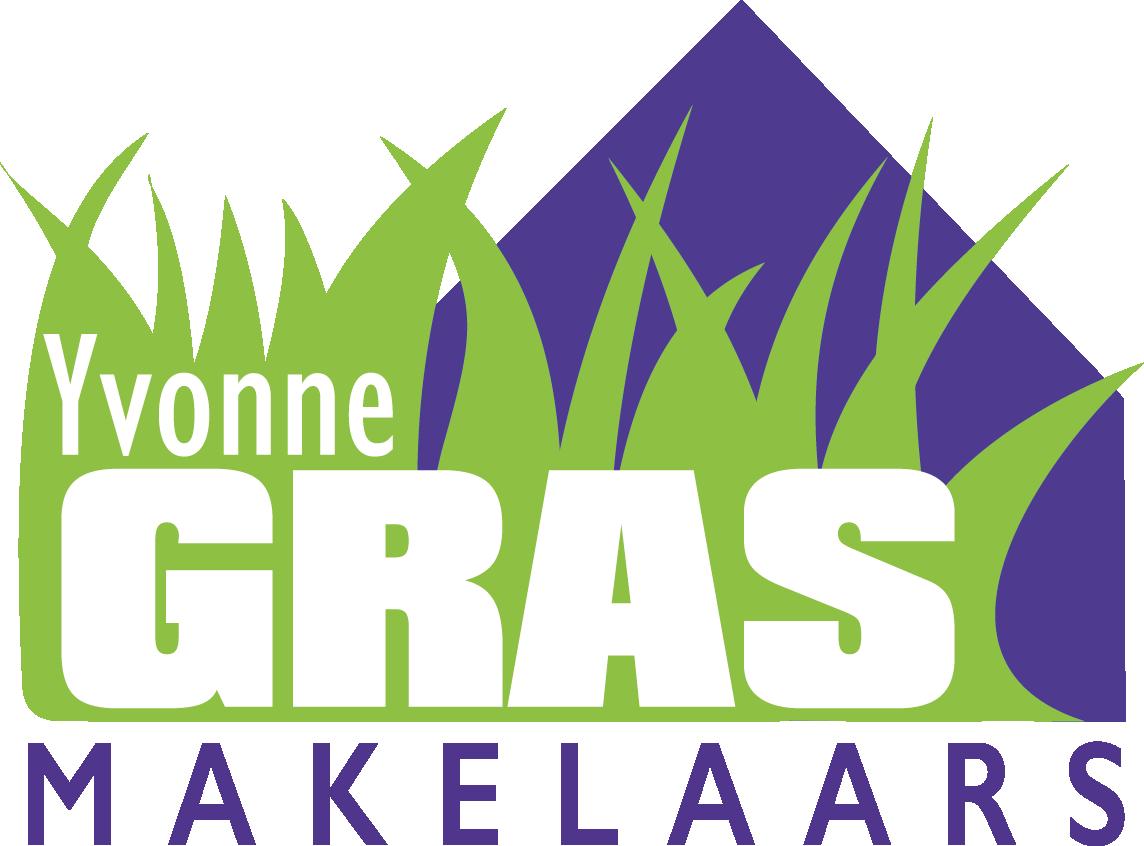 Logo Yvonne Gras Makelaars