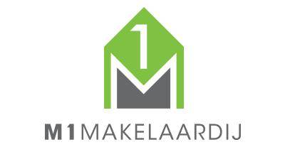 Logo M1 Makelaardij