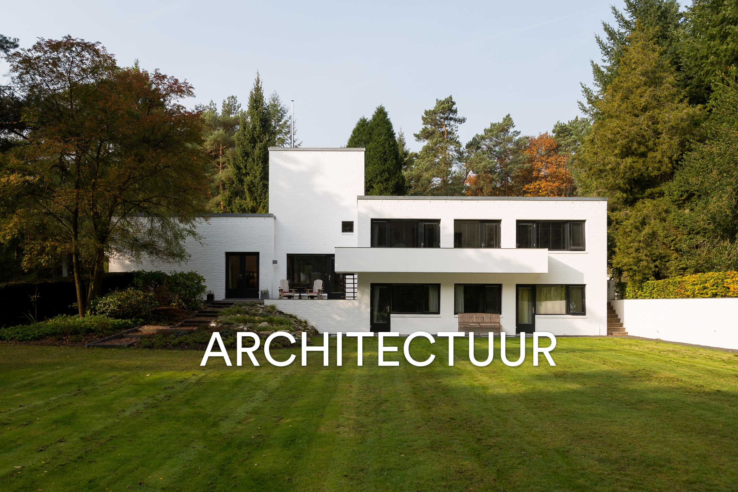 Moderne architectuur en design