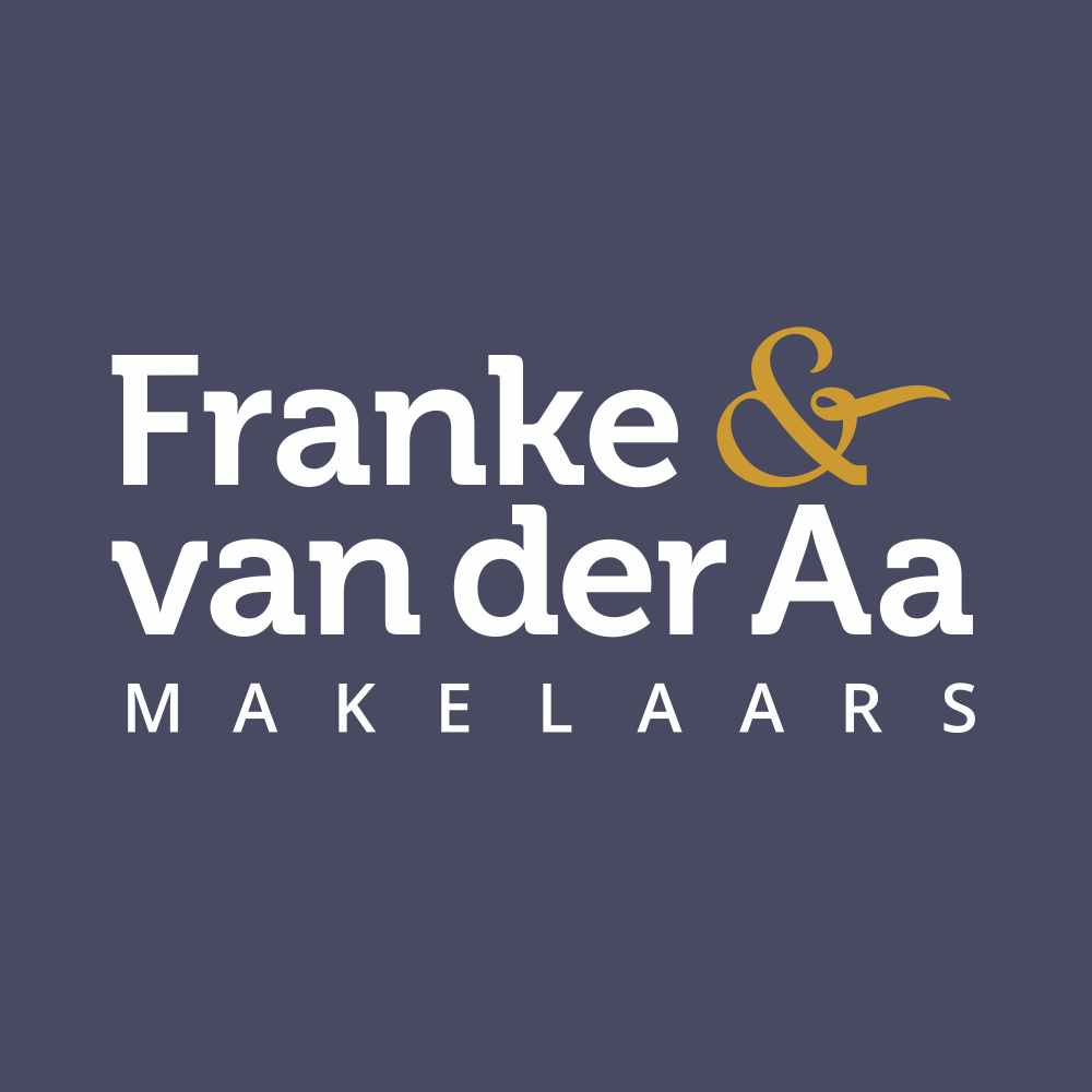 Logo Franke & van der Aa makelaars