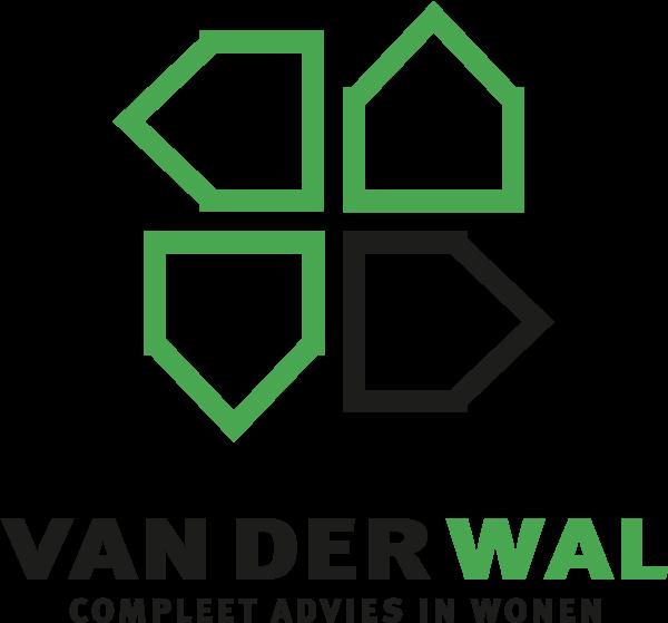 Logo Van der Wal Makelaars o.z.