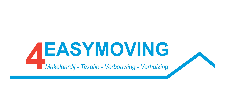 Logo 4EASYMOVING Makelaardij
