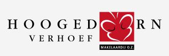 Logo Hoogedoorn Verhoef Makelaardij o.g.