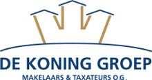Logo De Koning Groep Makelaars & Taxateurs o.g.