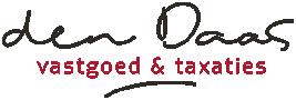 Logo Den Daas Vastgoed & Taxaties B.V.