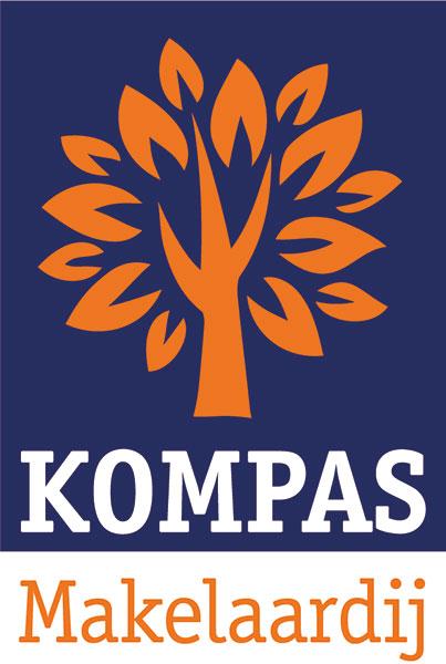 Logo Kompas Makelaardij