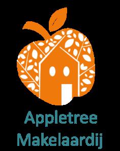 Logo Appletree Makelaardij BV