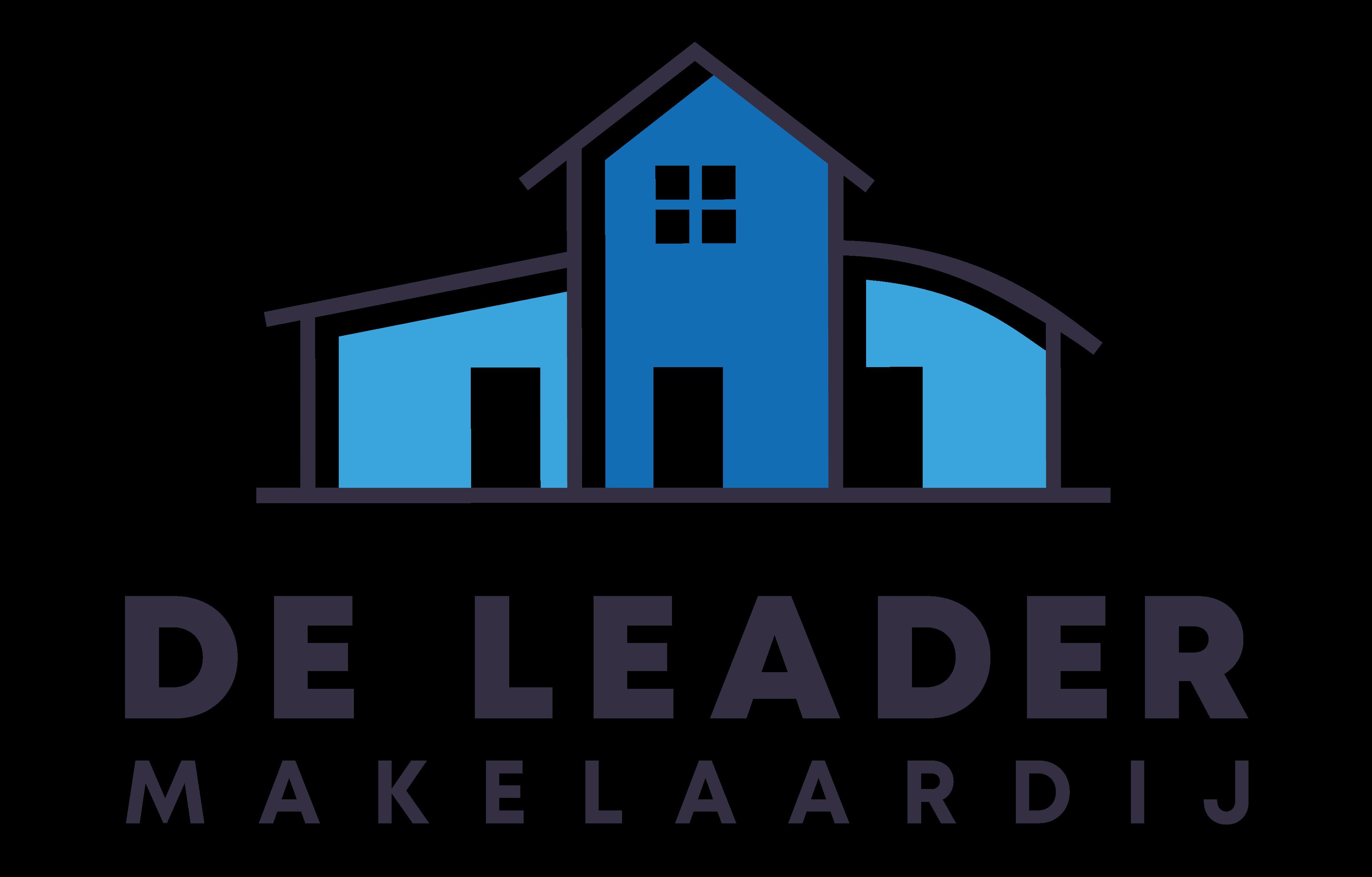 Logo De Leader Makelaardij