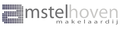 Logo Amstelhoven Makelaardij o.g. b.v.