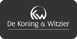 Logo De Koning & Witzier Makelaars