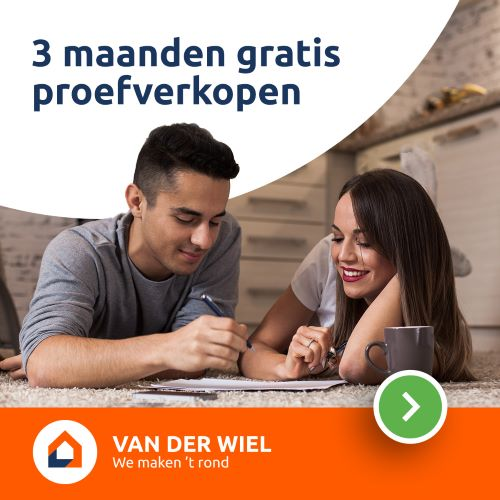 Nieuwe woning te koop Van der Wiel Makelaardij Rottedrdam