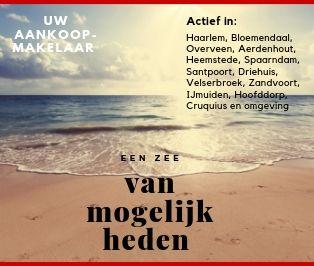 Aankoopmakelaar Haarlem en omgeving-Zee
