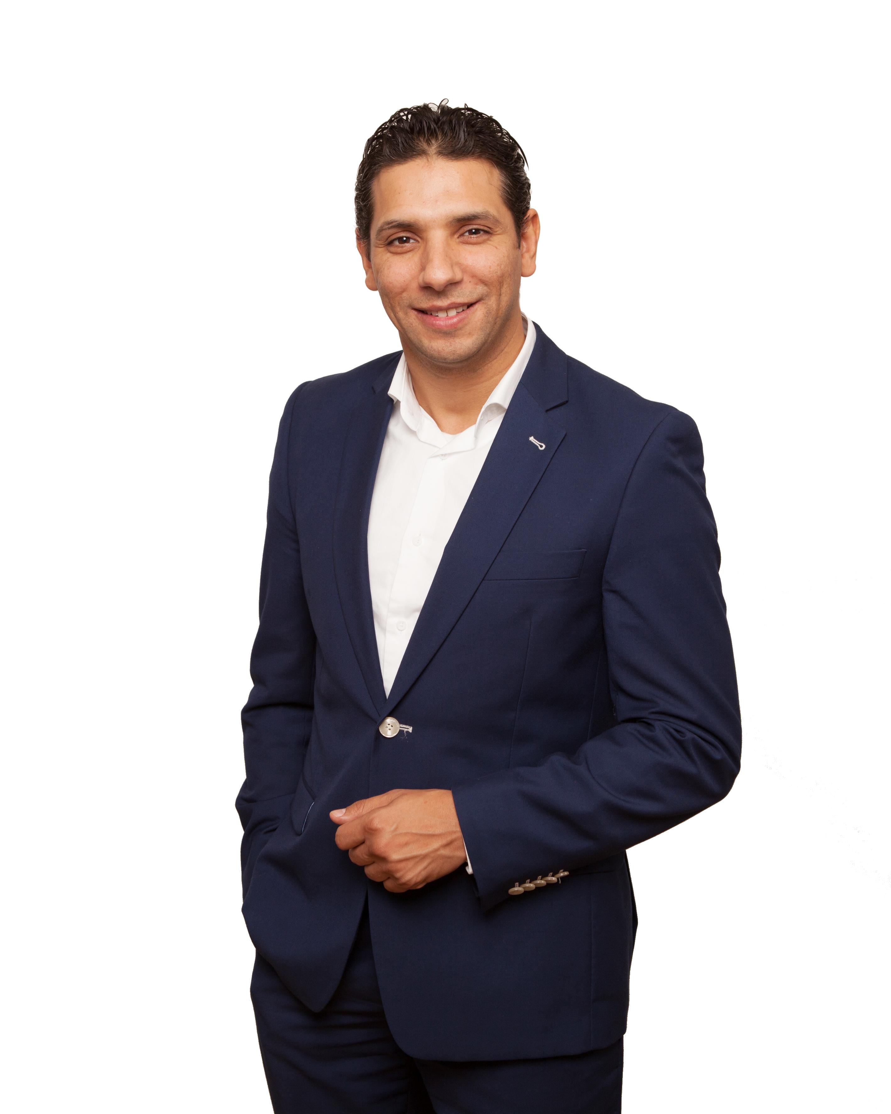 NU-makelaardij Utrecht Jamal Nosairi