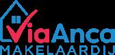 Logo ViaAnca Makelaardij