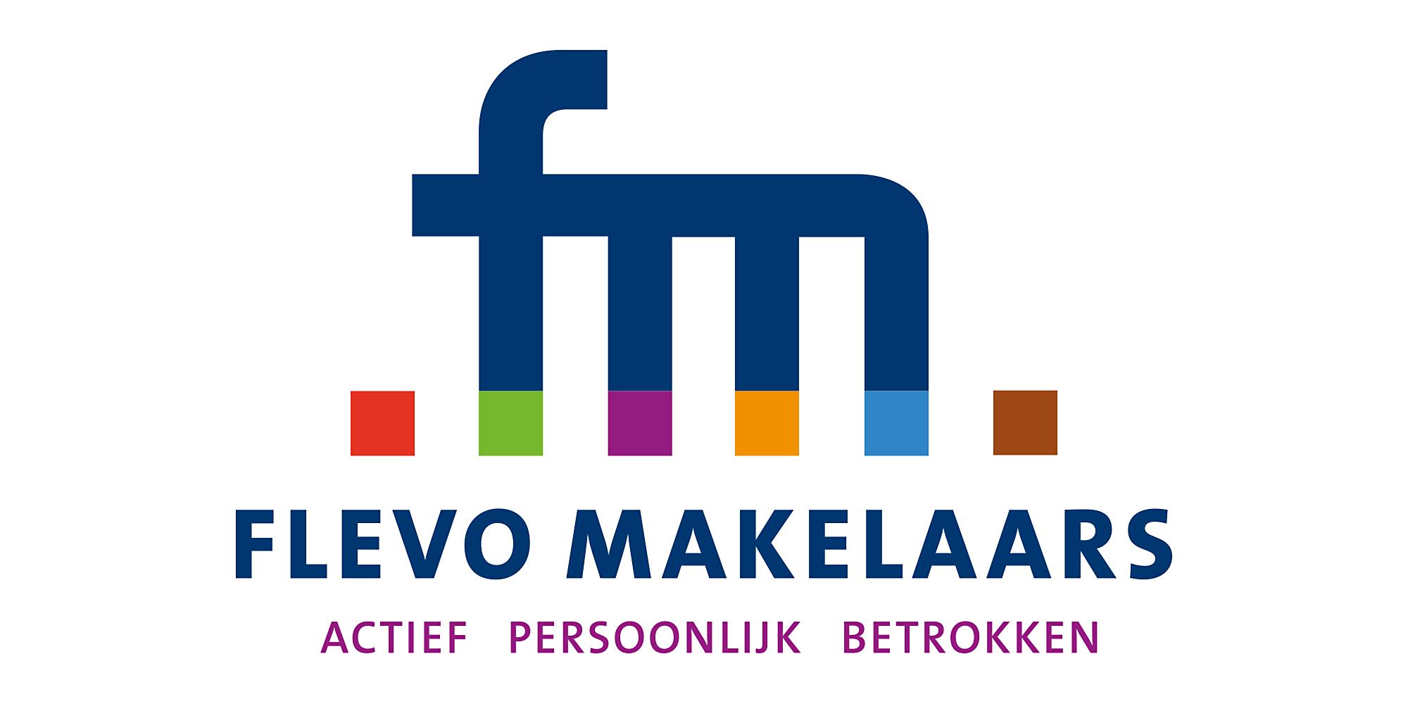 Logo Flevo Makelaars BV