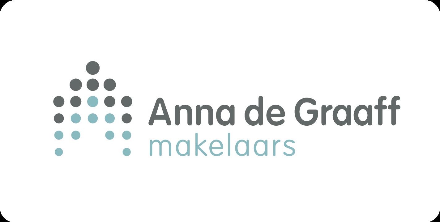 Logo Anna de Graaff Makelaars